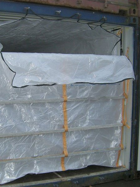 40ft Shipping Container >> Container Liners | Woven Polypropylene Liners